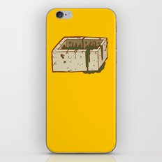 Moab Is My Washpot iPhone & iPod Skin