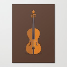 The Case of the Curious Stradivarius Canvas Print