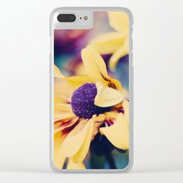 flowers I Clear iPhone Case