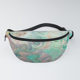 INTO THE BLUE Fanny Pack