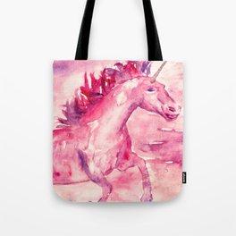 Moonshine Unicorn Tote Bag
