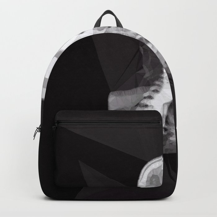 X-Rays and Triangles Backpack