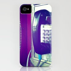 Another Telephone Lover Slim Case iPhone (4, 4s)