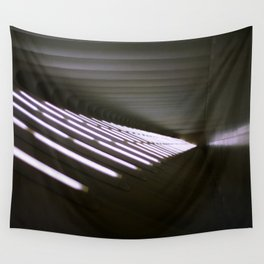 World Trade Center, Freedom Tower Transit Abstract Wall Tapestry