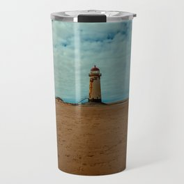 Point of Ayr Lighthouse Travel Mug