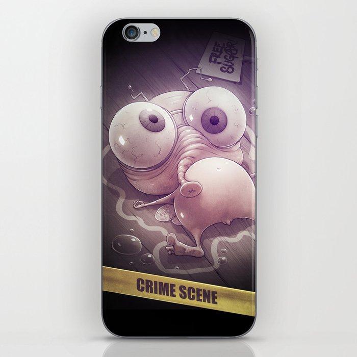 Free Sug(A)r! iPhone Skin