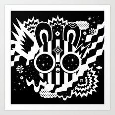 Neleus Art Print