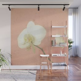 Pale Orchid Wall Mural