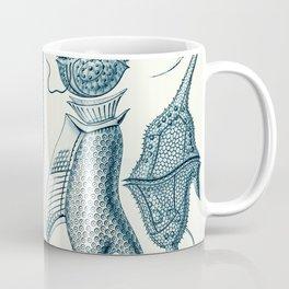Ernst Haeckel Peridinea Plankton Coffee Mug