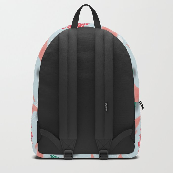 Dolphin blue Backpack