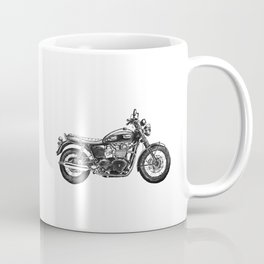 Triumph Motorcycle Coffee Mug