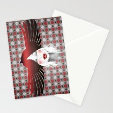 MonGhostX - Close, Fly. Dreams... of a free world ! Peace. Stationery Cards
