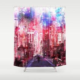 GESTALT Shower Curtain