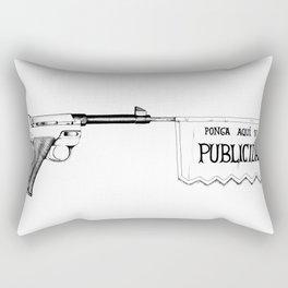 Bang Bang Rectangular Pillow