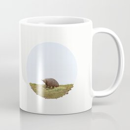 Short-beaked echidna (Tachyglossus aculeatus) Coffee Mug