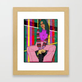 I'm Ready To Party! Framed Art Print