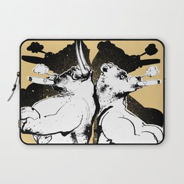 The Bull & Bear Laptop Sleeve