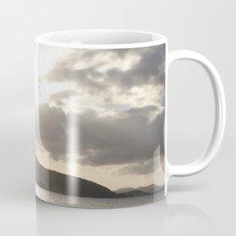 Watercolor Sunset, St John 08, USVI Coffee Mug