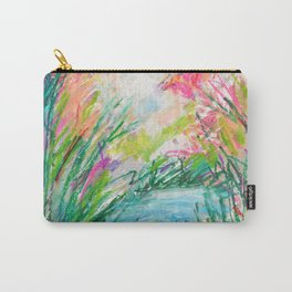 Spring on the Waterway No. 2 Carry-All Pouch