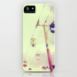 Santa Cruz Ski Lift iPhone Case