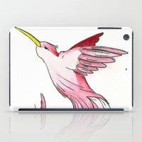 hummingbird iPad Cases featuring Hummingbird by Eric Weiand