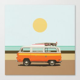 Road Trip Canvas Print