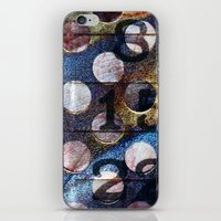 grid iPhone & iPod Skins featuring Grid by Stephen Linhart