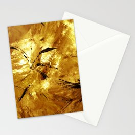 A Touch of Gold Stationery Cards