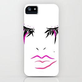 So Lashy iPhone Case