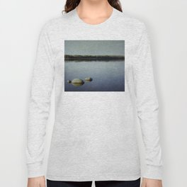 Reflecting on the simple and the profound Long Sleeve T-shirt