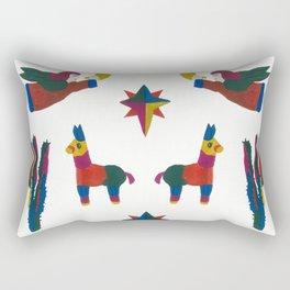 Mexican Festivus! Rectangular Pillow