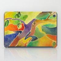 dr seuss iPad Cases featuring Dr. Seuss Dreams by Lisa Beynon