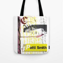 Calligraphy 4 Tote Bag