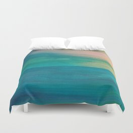 Ocean Sunrise Series, 3 Duvet Cover