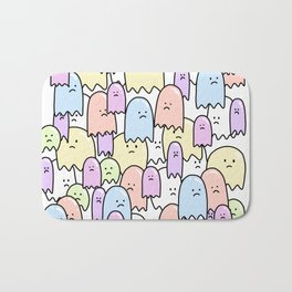 If Only As A Ghost Bath Mat