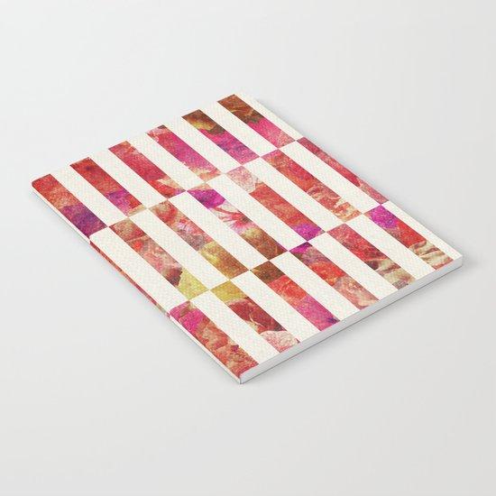 PINK FLORAL ORDER Notebook