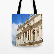 Blue Sky Versailles Tote Bag