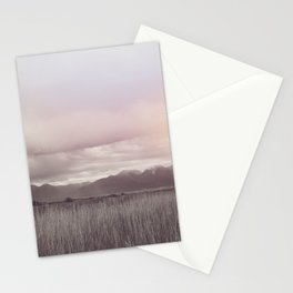 Storm over Montana Stationery Cards