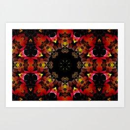 Photon Resonance Art Print