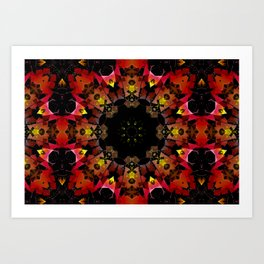 Photon Resonance Art Print