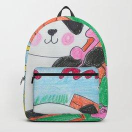 Call A Panda Backpack