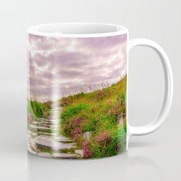 Stone Steps Up An Irish Mountain Coffee Mug
