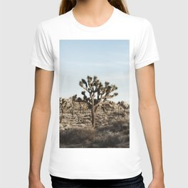 Joshua Tree National Park at Sunset T-shirt