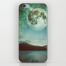 Big Sky iPhone Skin