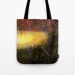 Approaching Saturn Tote Bag