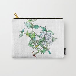Plantae Alley 3 Carry-All Pouch