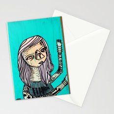 Fearless_Key Stationery Cards