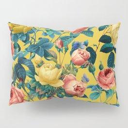 Summer Botanical Garden X Pillow Sham