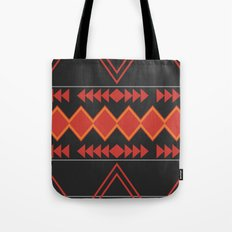 Sunset on Steen Mountain Tote Bag