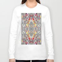 blueprint Long Sleeve T-shirts featuring Blueprint - multi by Etch by Design